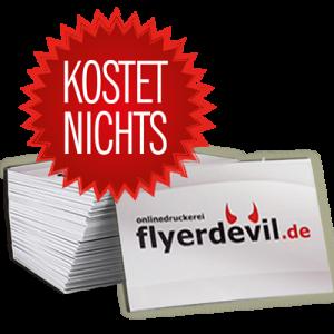 Kostenlose Visitenkarten Für Sie Von Flyerdevil