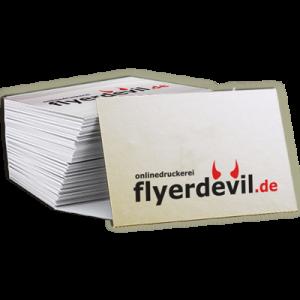 Visitenkarten Umweltpapier 100 Stück Ab 19 50