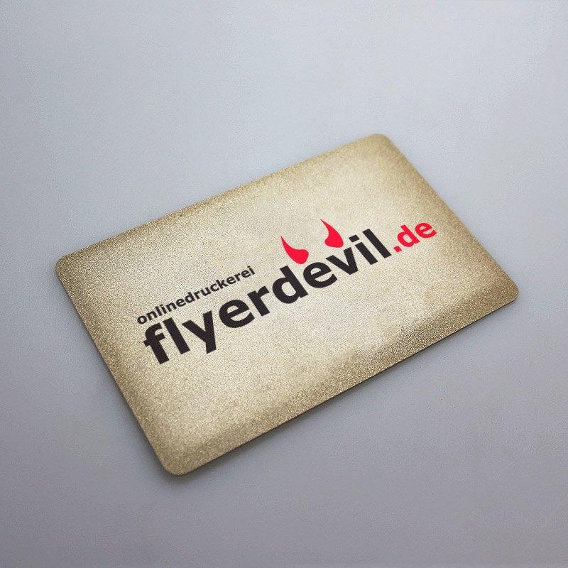 Plastik Visitenkarten Jetzt Online Drucken Bei Flyerdevil