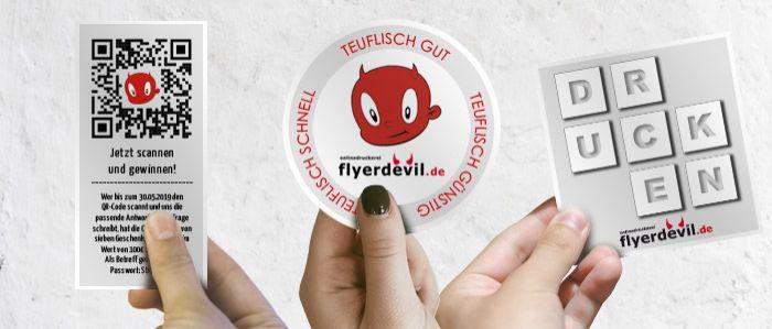 Sticker Und Aufkleber Günstig Drucken Bei Flyerdevil