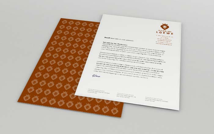 Individuelles von flyerdevil gestaltetes Briefpapier